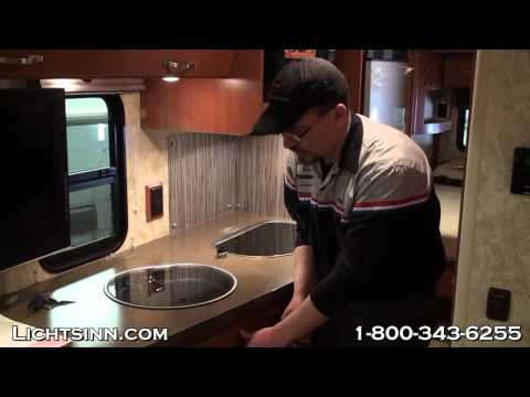 De-Winterize Your Motor Home - An RV Service Video from Lichtsinn Motors