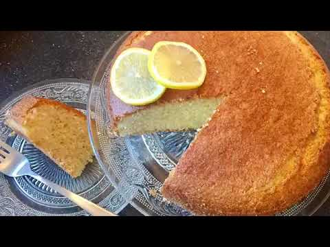 Suji ka Cake/semolina cake/soft Rava cake/Basbousa/Easy recipe in Hindi