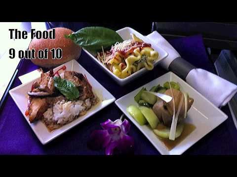 Hawaiian Airlines First Class