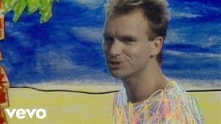 Watch Sting Love Is The Seventh Wave video