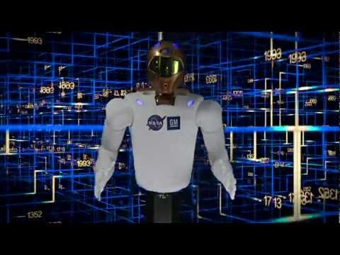 NASA Robonaut Challenge - Open Robotics and Algorithmics Competitons - Intro Video