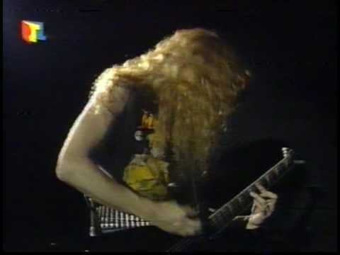 Megadeth - Devil's Island (Live In Essen 1988)