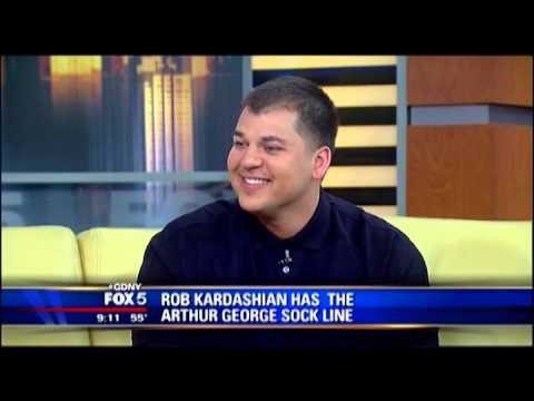 Rob Kardashian speaks about Viviscal on Good Day New York