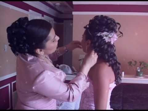 Laurita y Susan Quincea ñera INTRO video produced by Grupo Latino Video
