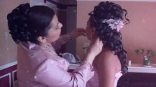 Laurita y Susan Quinceañera INTRO video produced by Grupo Latino Video