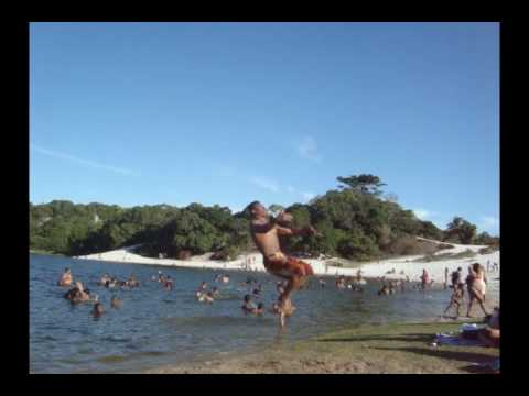 Lagoa do Abaeté Capoeira and Tricking 2009 Video