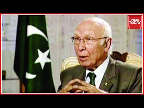 Pakistan Has 'Successfully Blocked' India's NSG Bid: Sartaj Aziz