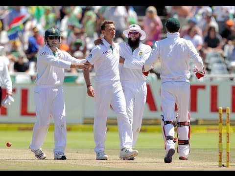 Proteas take first Test from New Zealand