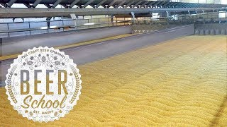 Beer School: What is Malt? | The Craft Beer Channel