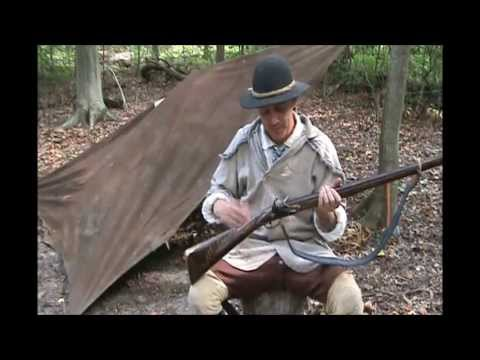 Flintlocks : Cleaning
