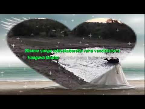 Winky D Ngirozi Lyrics Video ft Vabati VaJehovah