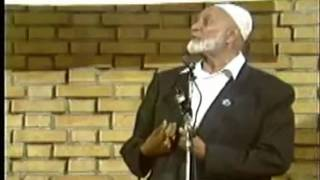 Ahmed Deedat Answer – What did Jesus mean saying 'I and my Father are One'!