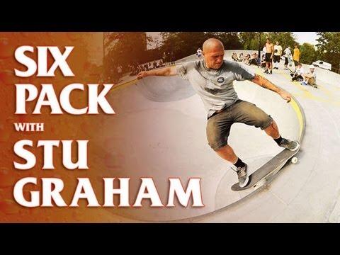 6 Pack with Stu Graham