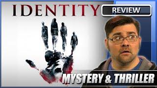 Identity - Movie Review (2003)