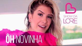 Ôh Novinha - Mc Don Juan - Lore Improta | Coreografia