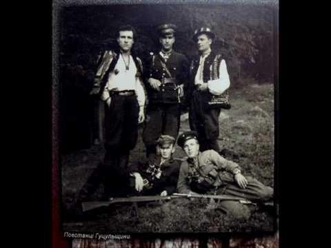 Йшли селом партизани