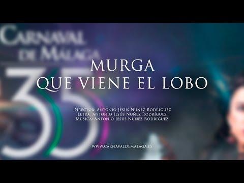 """Carnaval de Málaga 2015 - Murga """"Que viene el lobo"""" Semifinales"""