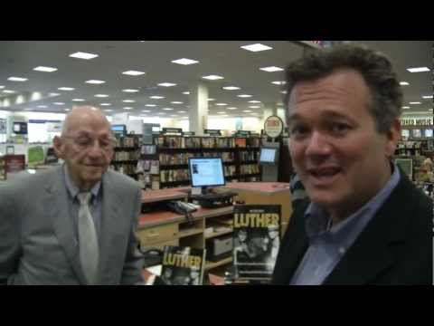 My Life With Luther / Book Signing Promo / March 23rd 2013