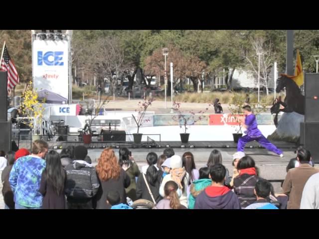 140125 03 Tet Festival  Mua Tai chi Tong Hop 15min