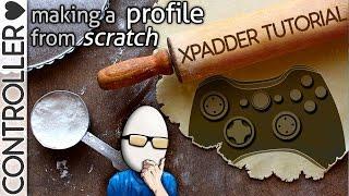 Xpadder Tutorial - Making a Basic Profile (w/ Advanced Functions)