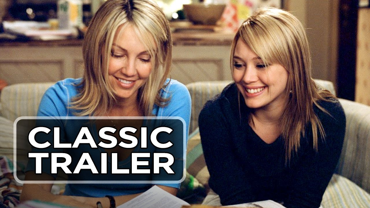 the perfect man 2005 official trailer hilary duff
