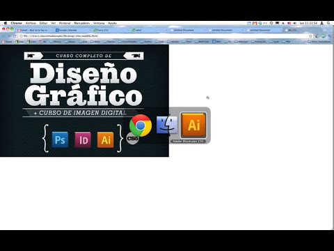 Illustrator CS5 - Una página web desde Illustrator