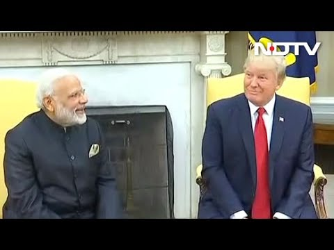 Will Say Lots After Meeting President Trump, Says PM Modi