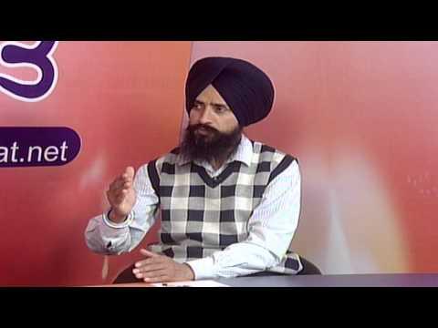 Discussing Contemporary situation of Punjabi Language - Talkshow with Dr. Sewak Singh
