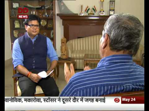 DO SAAL MODI SARKAR: EXCLUSIVE INTERVIEW WITH DEFENCE MINISTER MANOHAR PARRIKAR