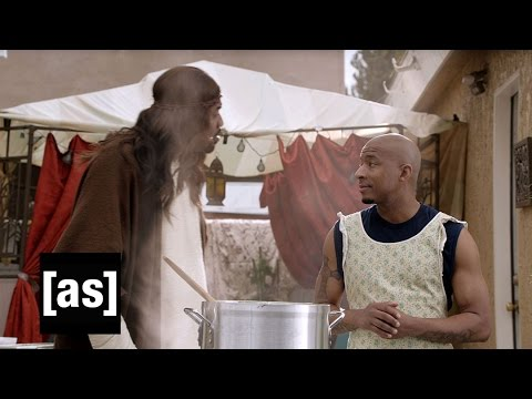 Love Thy Enemy, Part 1, Pt. 1 | Black Jesus | Adult Swim video