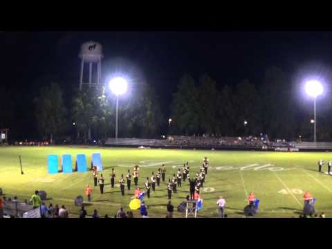 Loretto High School Band 9-5-14