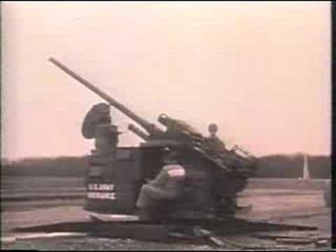 M51 75mm Skysweeper