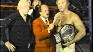 Nick Bockwinkel Promo - Mental Capacities
