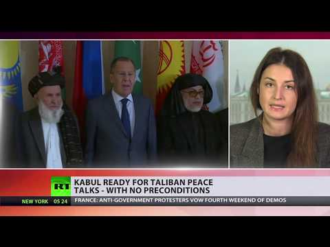 No preconditions: Kabul ready for Taliban peace talks