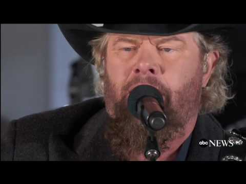 Toby Keith Courtesy of the Red White and Blue