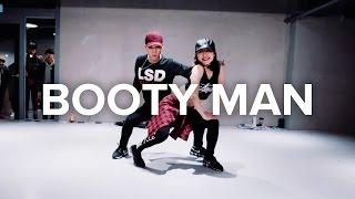 Booty Man (Cheek Freaks Remix) - Redfoo / May J Lee & Koosung Jung Choreography