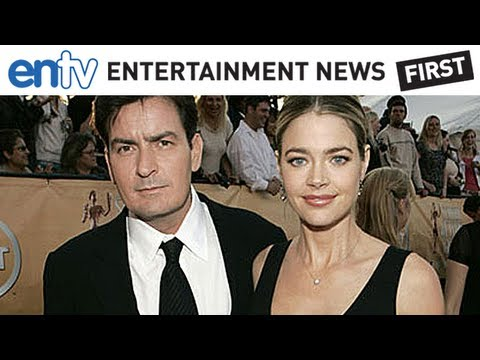 Charlie Sheen & Denise Richards In Anger Management: Sheen Casts Ex-Wife in Guest Role: ENTV