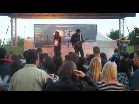 Új Fiesta Zenekar - Te Rongyos élet (Győr-Aranypart, 1000 Lámpás Éjszakája 2015.05.31.)