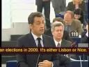 Nigel Farage exposes Sarkozy