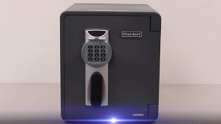 First Alert 2087DF UL Classified Electronic Safe
