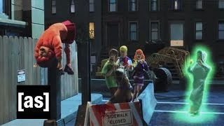 Mystery Not Incorporated | Robot Chicken | Adult Swim