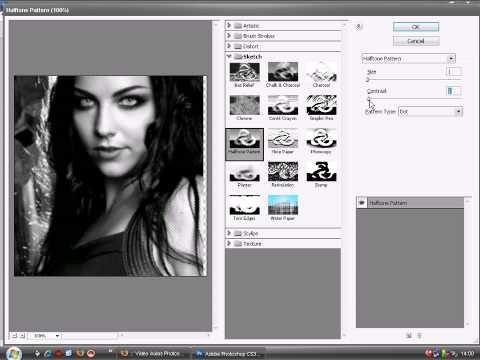 Efeito Pontilhismo no Photoshop (cmm=26275181)