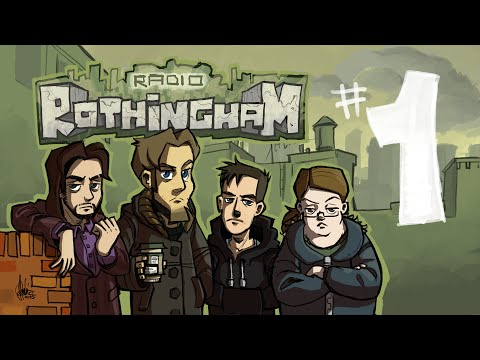 Radio Rothingham #1 - The Internet's least professional podcast