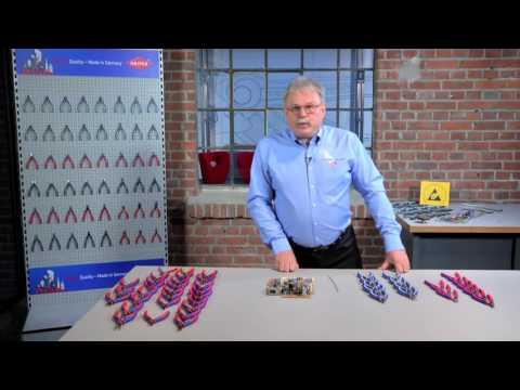 Handwerkzeuge #19 Das Elektronikzangen Set - Knipex