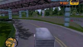 GTA 3: Mission #20- Triads And Tribulationis