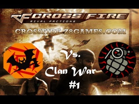 Let's Play Together Crossfire Clan War #1 - [O]pTimaL. vs. cRiMiNeLs.?  [HD]