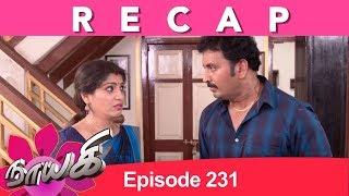 RECAP : Naayagi Episode 231, 19/11/18