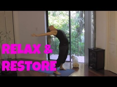 Full Body Stretching 30 Minute Flexibility Routine: Relax And Restore