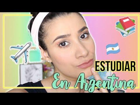 ESTUDIAR EN EL EXTRANJERO: ARGENTINA - Universidad gratis??