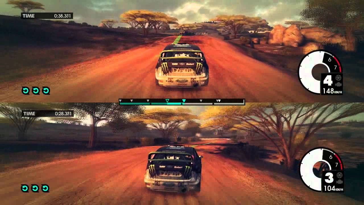 Multiplayer Split Screen Car Games Xbox